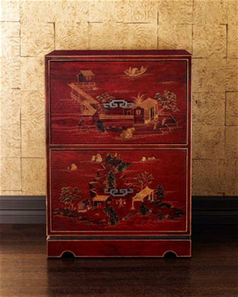 chinoiserie file cabinet 183 more info