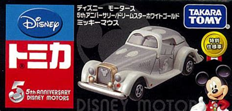 Tomica Disney Motors Minnie White Day Japan Imported Kenop amiami character hobby shop disney tomica disney