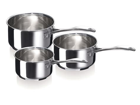 Madame Chef Frypan Set 3 Pcs chef 3 pc saucepan set beka cookware