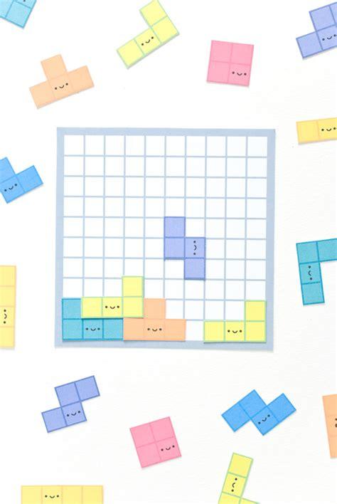 printable tetris shapes diy tetris handmade charlotte howldb