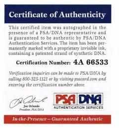 Certificate Of Authenticity Autograph Template Certificate Of Authenticity Autograph Www Galleryhip Com