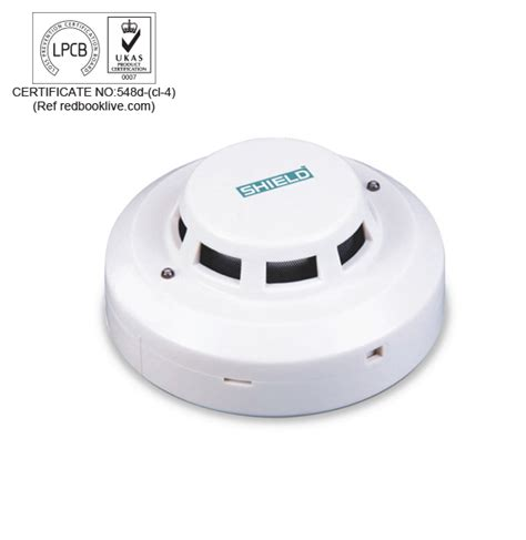 Alarm Detektor Asap smoke detector d c401