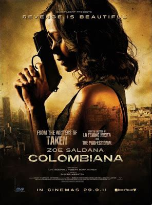avatar actress who played a pirate movie review colombiana huney z world