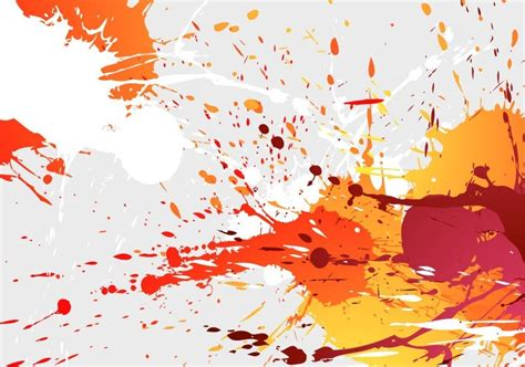 background pattern splash colorful paint splash background vector download