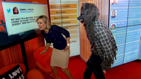 who is dylan dryer brother on today show watch a werewolf sneak up on dylan live on today today com