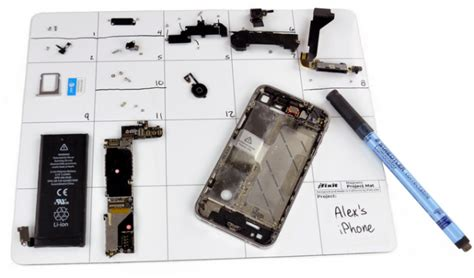 Ifixit Magnetic Mat by Review The Ifixit Magnetic Project Mat Should Attract Fix
