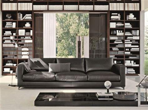 black leather sofas living room: living room bookshelf designs ebebadcfaefcajpg living room bookshelf designs