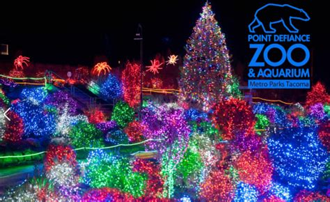 Pdza Zoo Lights Zoolights Tickets Now On Sale At Fred Meyer Opens Black