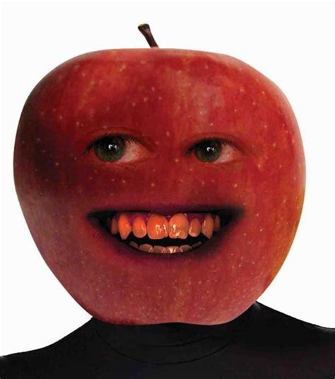 Planet Saver But Still Annoying by Annoying Orange Hey Apple Dont Grab My Apple