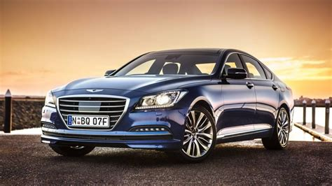 2014 Hyundai Genesis by 2014 Hyundai Genesis Review Practical Motoring