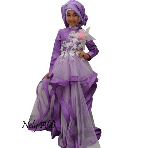 gaun muslim anak nelyafifi author at wedding dress muslimah designer 0857