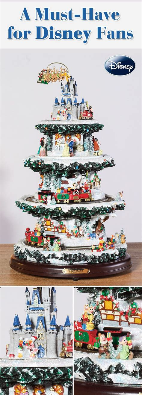 ultimate disney character tree the ultimate disney 50 character tabletop tree disney musts navidad