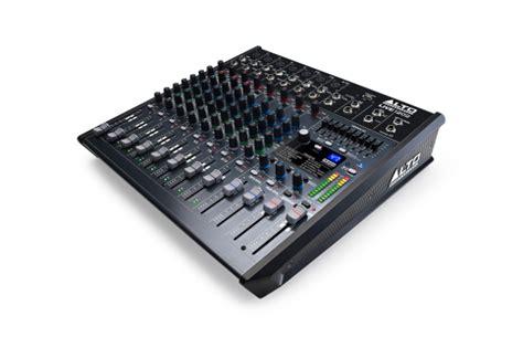 Mixer Alto Live 1202 5 best mixers for home studios juno plus