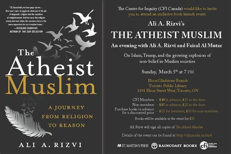 atheist muslim the the atheist muslim with ali a rizvi and faisal al mutar