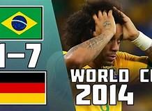 """Результат поиска изображений по запросу """"Бразилия - Германия Полный матч"""". Размер: 218 х 160. Источник: www.youtube.com"""