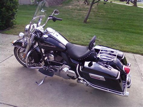 best touring seat for harley road king best low profile road king seat page 3 harley
