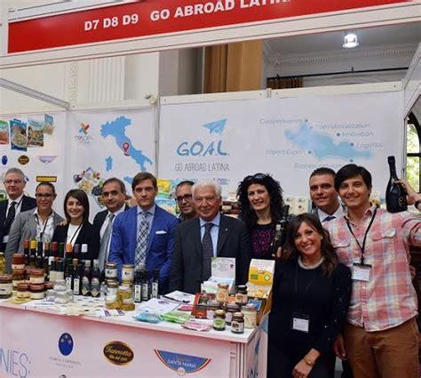 di commercio italiana a londra go abroad otto imprese pontine a londra per
