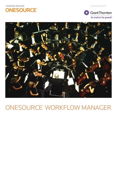 onesource workflow manager onesource workflow manager grant thornton