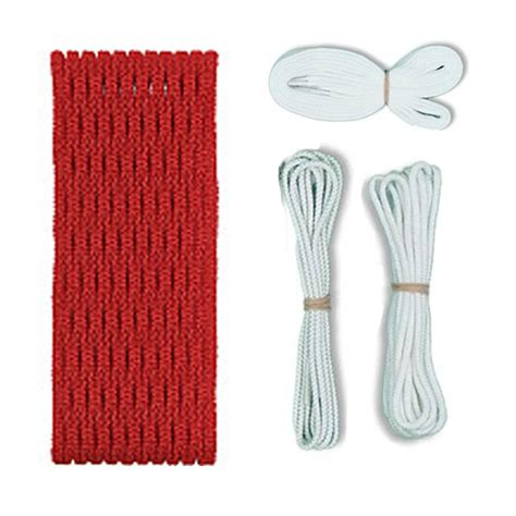 String Kit - complete lacrosse stringing mesh kit