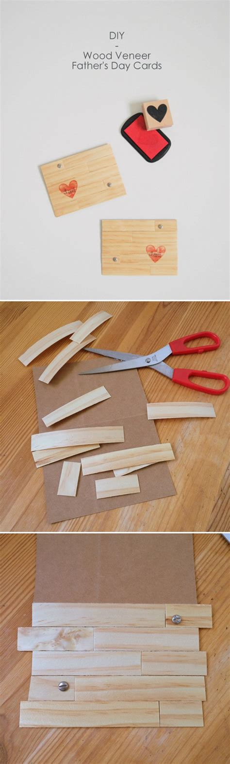 21 diy ideas for father s day cards fathers day cards 21 diy ideas for father s day cards diy projects craft