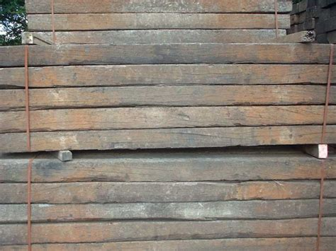 Railway Sleepers Wood Type by Used Grade 1 Azobe Railway Sleepers Railwaysleepers