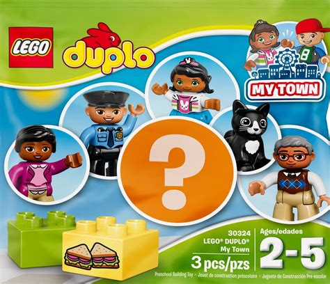 Lego Duplo Polybag My Fish 30323 2017 tagged polybag brickset lego set guide and database