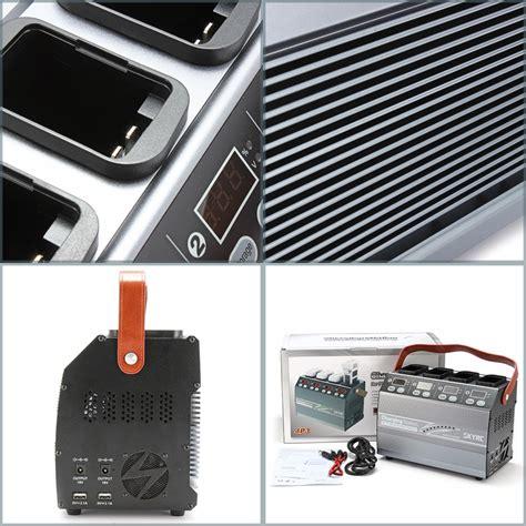 Dji Phantom 4 5 Battery Phantom 4 battery charger for dji phantom 3 phantom 4 4 in 1 4