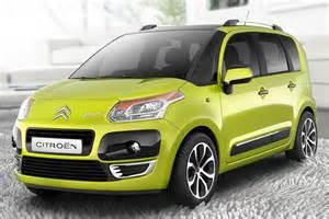 Peugeot Picasso Citroen C3 Picasso Gebraucht Gebrauchtwagen Und Test Berichte