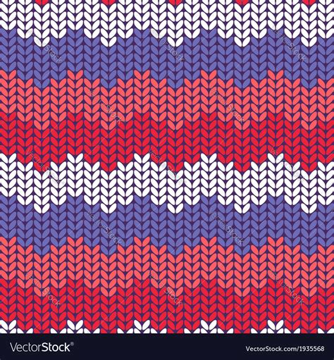 seamless knitted pattern vector seamless knitted pattern vector art download vectors