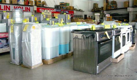 store pictures cebu appliance center