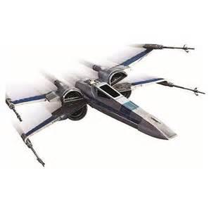 star wars tfa resistance x wing fighter hw elite vehicle