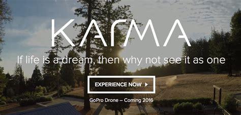 Drone Untuk Kamera Gopro drone gopro karma usung kamera 360 selular id