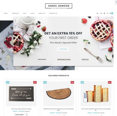 adsense on shopify home d 233 cor shopify theme download review 2018