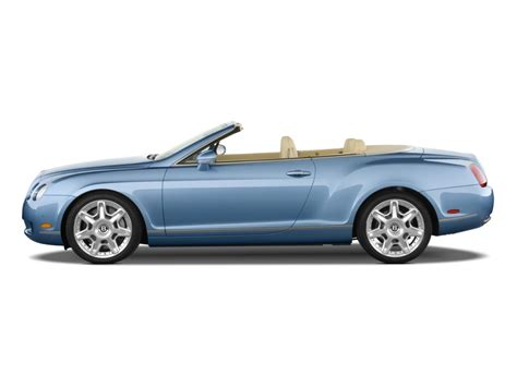 bentley 2 door image 2010 bentley continental gt 2 door convertible side
