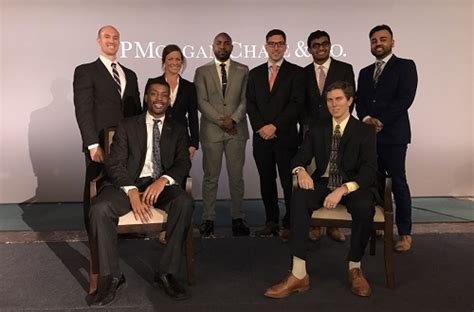 Msf Or Mba by Loyola Mba And Msf Students Participate In Jpmorgan