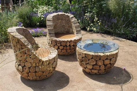 amazing creative diy comfortable outdoor furniture interior design