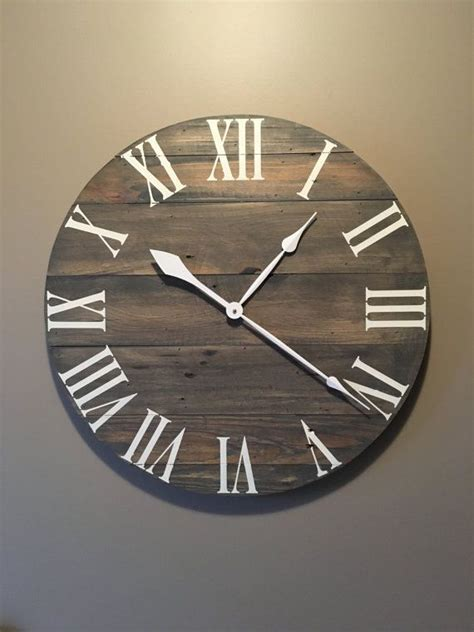 unique clocks best 25 large wall clocks ideas on clocks