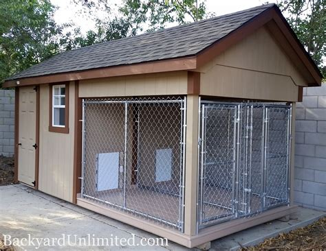puppy kennels animal structures kennels backyard unlimited