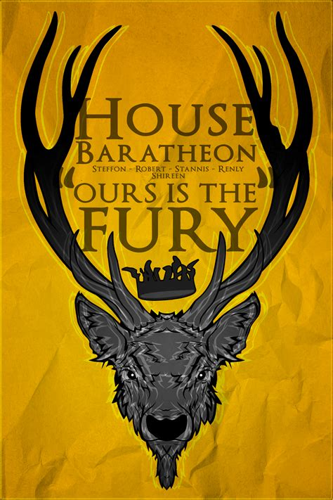 house baratheon house baratheon by ravenide on deviantart