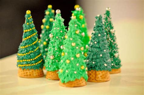 diy christmas cone trees matchnesscom