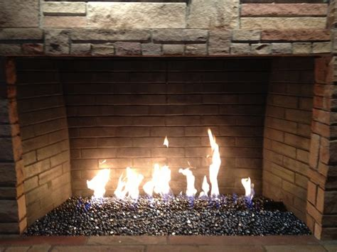 Gas Log Fireplace Doors glass fireplace doors gas logs or features by fireside home solutions