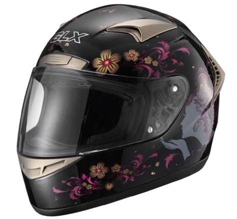 Motorradhelm Klein by Glx Whisper Motorcycle Helmet Black Small You