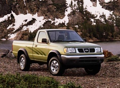 nissan frontier 1997 1997 2001 nissan frontier truck review top speed