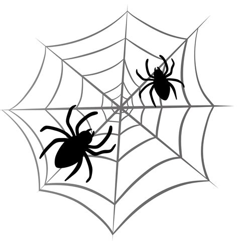 pattern web clips halloween spider clip art cliparts co