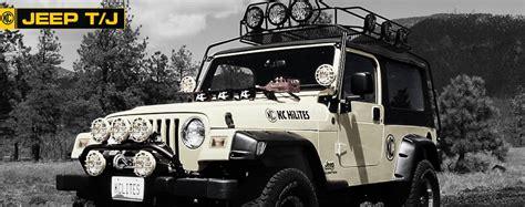 jeep kc jeep wrangler tj 1997 2006 led hid halogen road