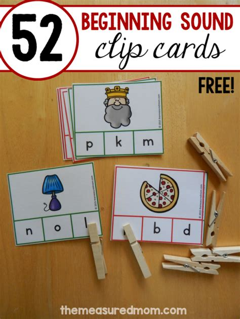Activities To Teach Letter Sounds 52 free cards for teaching letter sounds letter sound