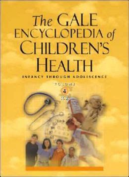 sina through the of one child books gale encyclopedia of children s health infancy through