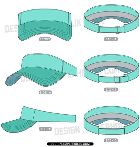 hat template for adobe illustrator fashion design templates vector illustrations and clip