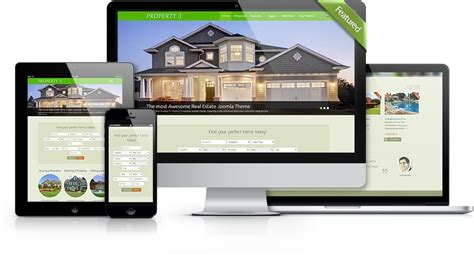 it property 3 joomla real estate template for buy rent sell