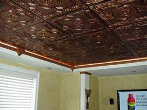 Ceiling Tile Ideas Decorative Ceiling Tiles Changing The Flat Surface Into